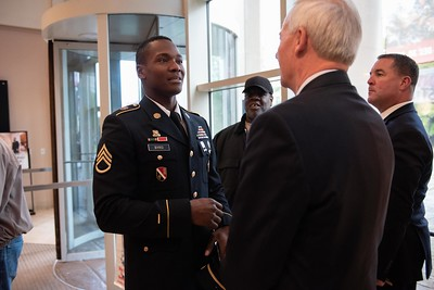 Governor Asa Hutchinson scheduled to speak at live-streamed Veterans Day event